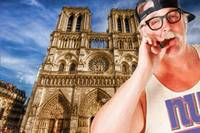An American In Paris Notre Dame