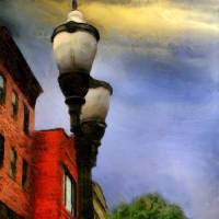 Time to Light the Lamps Art Prints & Posters by RC deWinter