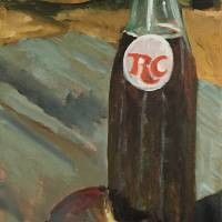 RC Cola and a Moonpie Art Prints & Posters by Susan E Jones