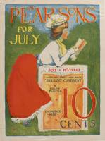 Haskell, Ernest - 'Pearsons for July', 1899, 51,2