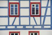 Half-timbered Housefront