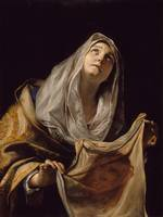 Mattia Preti - Saint Veronica with the Veil