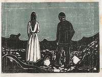 Munch, Edvard (1863-1944) Two Human Beings. The Lo