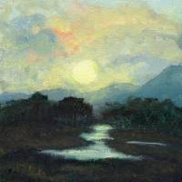 Nicaragua Jungle Moon Art Prints & Posters by Randy Sprout