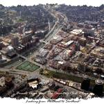 """Brush Creek and The Country Club Plaza Aerial 4"" by BKap"