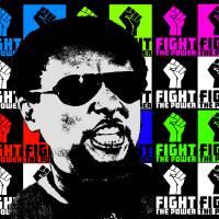 FIGHT THE POWER 2 STOKELY CARMICHAEL Art Prints & Posters by otis porritt