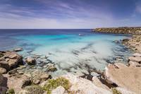 Sea of Sicily, Favignana island II