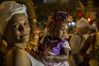 Mother And Daughter,  Brazil