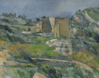 Houses in Provence by Paul Cézanne