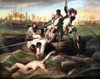 John Singleton Copley - Watson and the Shark 1778