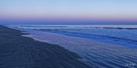 Blue Dusk On Hilton Head