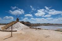 The salt pans of Trapani