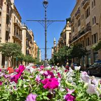 Downtown Beirut