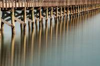 Fulton Fishing Pier II (color)