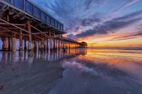 Dawn ~ Cocoa Beach Pier II