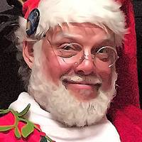The Jolly Santa