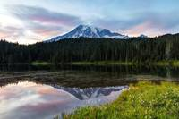 Reflection Lake, Mt Rainier