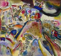 Small Pleasures by Vassily Kandinsky