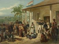 The Arrest of Diepo Negoro by Lieutenant-General B