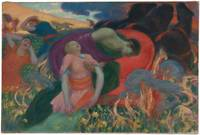The Rape of Persephone by Rupert Bunny, circa 1913