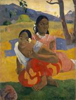 When Will You Marry, by Paul Gauguin