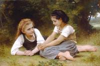 William adolphe bouguereau, Childhood