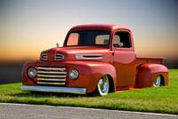 1948 Ford F1 Custom Stepside Pickup