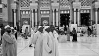 people in Hadj