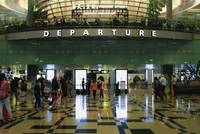 Changi Airport Departure T3