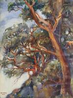 Arbutus Trees by Emily Carr