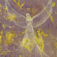 Guardian Angel Art Prints & Posters by Wayne Cantrell