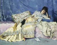 Lady on a Divan by Julius LeBlanc Stewart