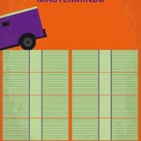 No851 My Masterminds minimal movie poster Art Prints & Posters by Chungkong Art