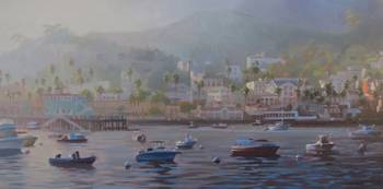 Misty Morning, Avalon