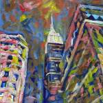 New York City Fifth Ave by RD Riccoboni