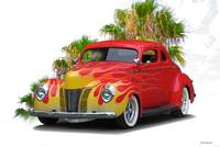 1940 Ford 'Fiji' Coupe I