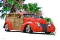 1937 Ford 'Woody' Wagon I