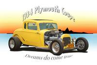 1934 Plymouth Five-Window Coupe 8