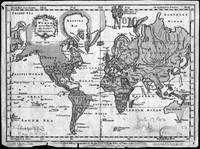 Black and White World Map (1760)