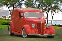 1936 Ford Delivery Sedan 2