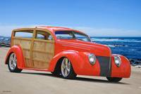 1937 Ford 'Woody' Wagon II