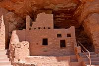 Manitou Cliff Dwellings Study 9