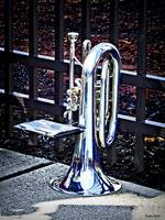 Baritone Horn Before Parade