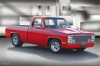 1973 Chevrolet C10 Fleetside Pickup II