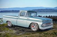 1962 Chevrolet C10 Pickup 'Miss Molly'