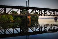 Reflected trestle