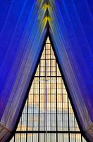 Air Force Chapel Interior Study 1