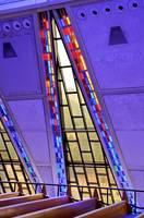 Air Force Chapel Interior Study 8