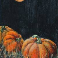 Pumpkins by        Larry Kip Hayes Art Prints & Posters by Larry
