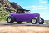 1932 Ford Roadster 'Purple People Eater' 2
